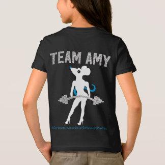 Camiseta T-shirt de Bella do amy da equipe