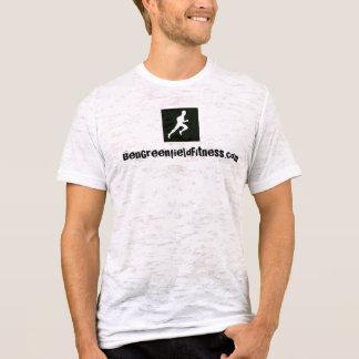 Camiseta t-shirt de BenGreenfieldFitness.com