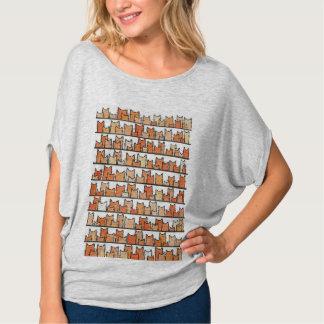 Camiseta T-shirt de Binger do gengibre