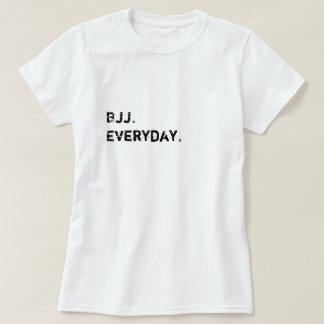 Camiseta T-shirt de Bjj Wemon diário