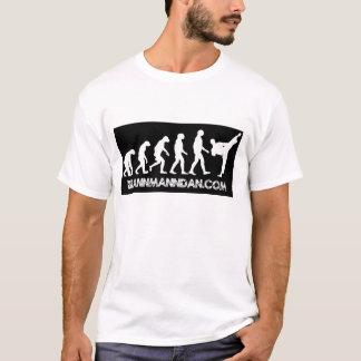 Camiseta T-shirt de Brannmanndan
