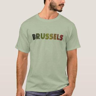 Camiseta T-shirt de Bruxelas
