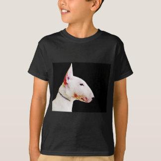 Camiseta T-shirt de bull terrier