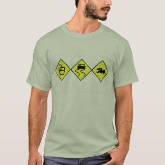 Camiseta T-shirt de Camo do Triathlon de Chappaquiddick