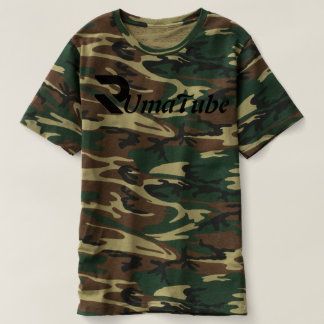 Camiseta T-shirt de Camo RumaTube