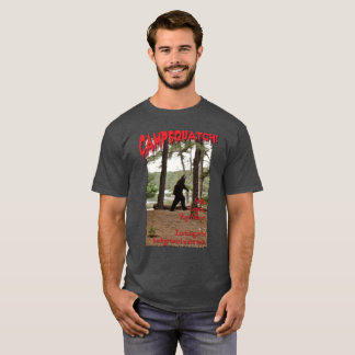 Camiseta T-shirt de Campsquatch