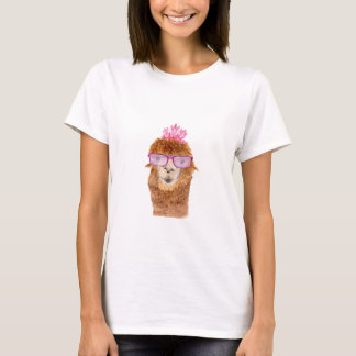 Camiseta T-shirt de Cangaroo do hipster