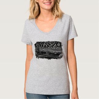 Camiseta T-shirt de Carl Vinson do porta-aviões