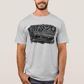 Camiseta T-shirt de Carl Vinson do porta-aviões