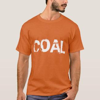 Camiseta T-shirt de carvão