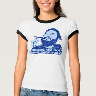 Camiseta T-shirt de Castro do vintage