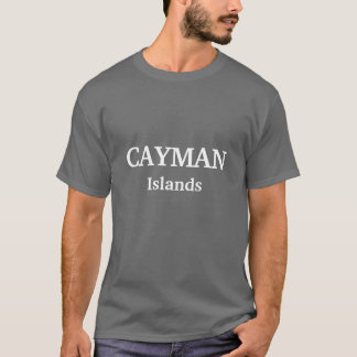 CAMISETA T-SHIRT DE CAYMAN ISLANDS