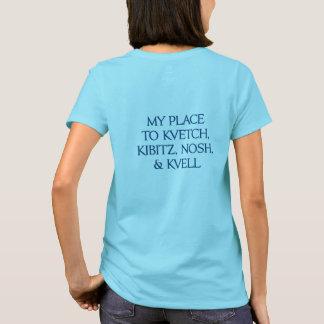 Camiseta T-shirt de CBTBI - mulheres adultas de luxe