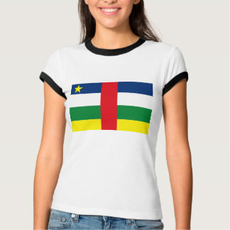 Camiseta T-shirt de Central African Republic