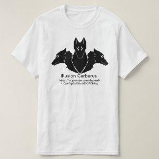 Camiseta t-shirt de Cerberus da ilusão