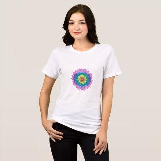 Camiseta T-shirt de Chakras - projetado usando o monUnique
