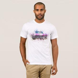 Camiseta T-shirt de Chevy do vintage