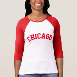 Camiseta T-shirt de Chicago Illinois