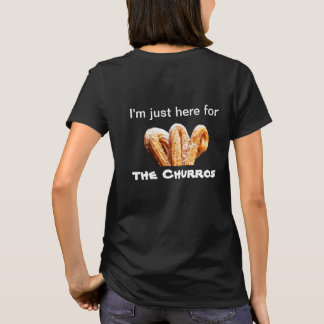 Camiseta T-shirt de Churros