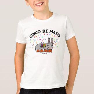 Camiseta T-shirt de Cinco de Mayo