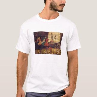 Camiseta T-shirt de Cinématographe Lumière
