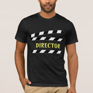 Camiseta T-shirt de Clapperboard do filme