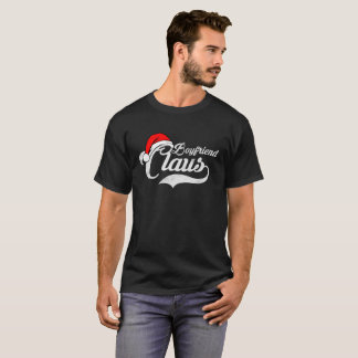 Camiseta T-shirt de Claus do namorado
