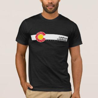 Camiseta T-shirt de Colorado da captação