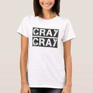 Camiseta T-shirt de CRAY de CRAY