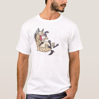 Camiseta t-shirt de CrazyHyena.com