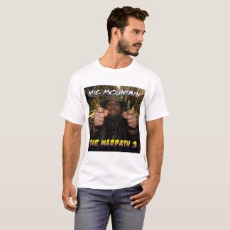 Camiseta T-shirt de Crewneck do Warpath 2 (branco)