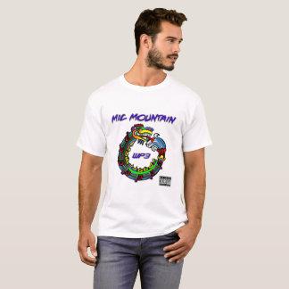 Camiseta T-shirt de Crewneck do Warpath 3 (branco)