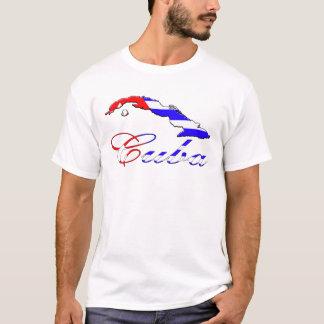 Camiseta T-shirt de Cuba