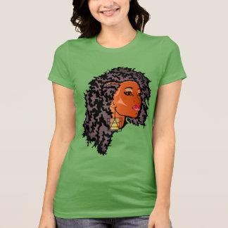 "Camiseta T-shirt de CURLZ ""SHAY"""