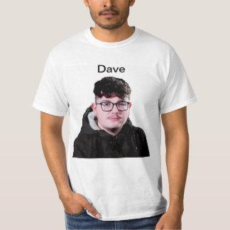 Camiseta T-shirt de Dave