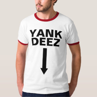 Camiseta T-shirt de Deez do arranco