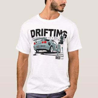 Camiseta T-shirt de derivação da skyline de Nissan
