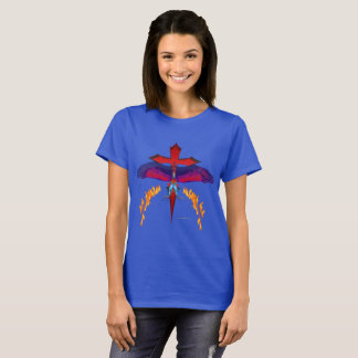Camiseta T-shirt de desaparecimento das senhoras de Phoenix