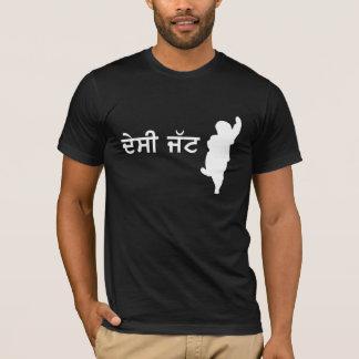 Camiseta T-shirt de Desi Jatt