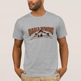 Camiseta T-shirt de Diablo MiWok - adulto L