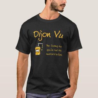 Camiseta T-shirt de Dijon Vu