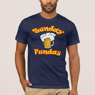 Camiseta T-shirt de domingo Funday