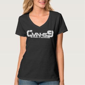 Camiseta T-shirt de Dwight D. Eisenhower do porta-aviões
