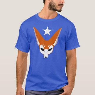 Camiseta T-shirt de EcoSmart da RAPOSA E da ESTRELA