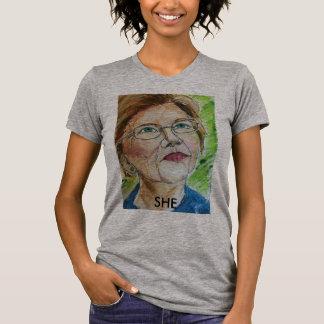 Camiseta T-shirt de Elizabeth Warren