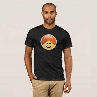 Camiseta T-shirt de Emoji do turbante do piscar os olhos de