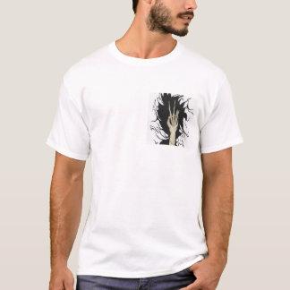 Camiseta T-shirt de espera da paz (homens)