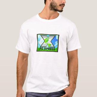 Camiseta T-shirt de FG Xpress você mesmo