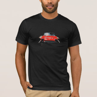 Camiseta T-shirt de FIAT 124 Spyder