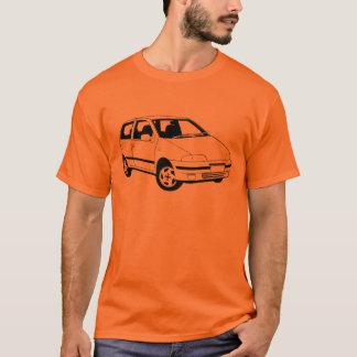 Camiseta T-shirt de Fiat Punto GT Turbo